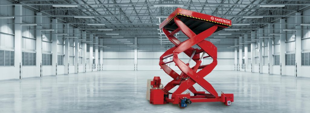Safetech Scissor Lift