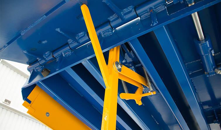 Safety Jock - Dock Leveller
