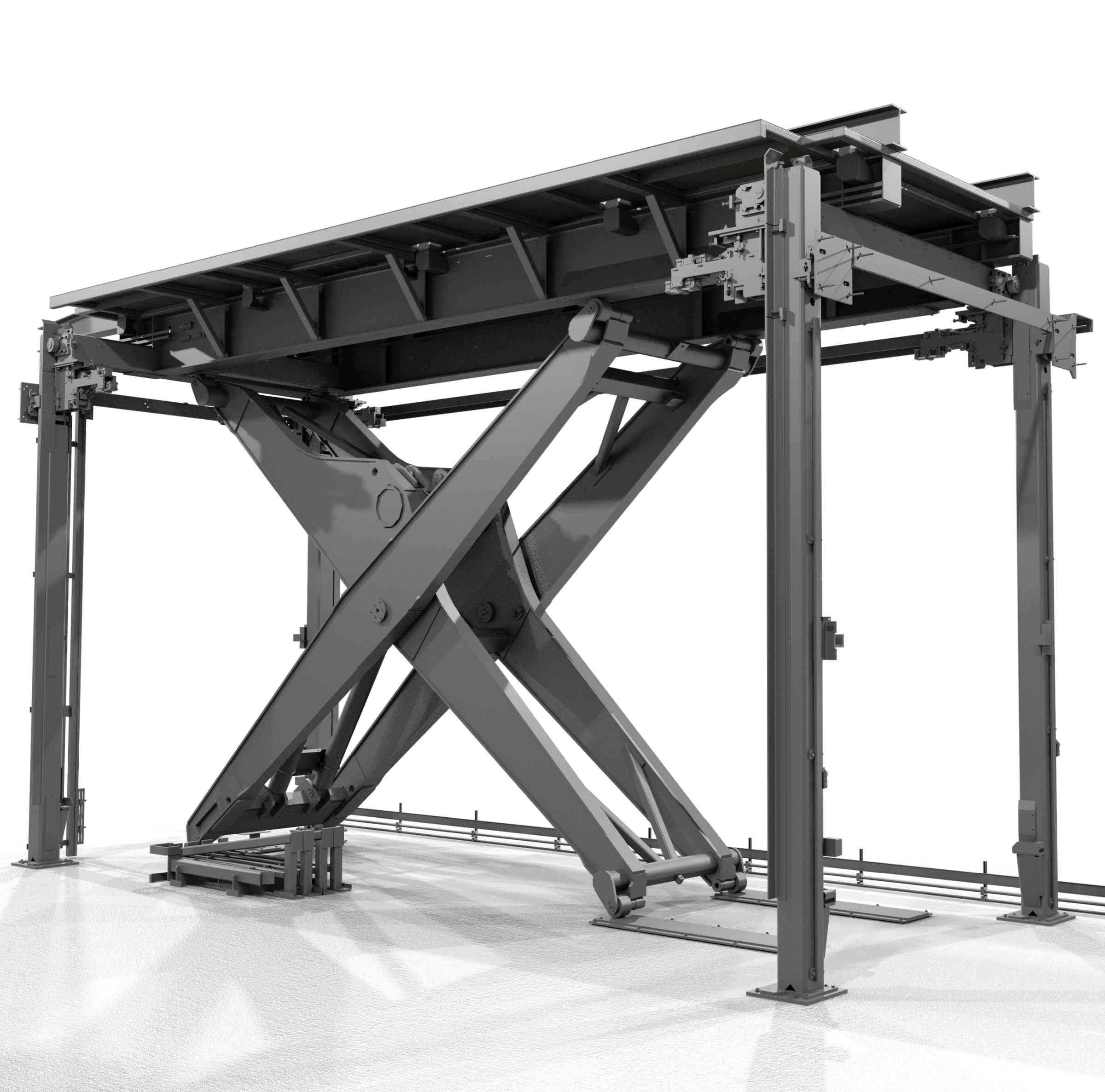 Heavy Capacity Scissor Lifts