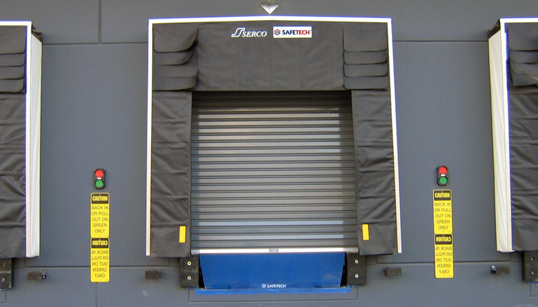 Safetech Eco Dock Shelter