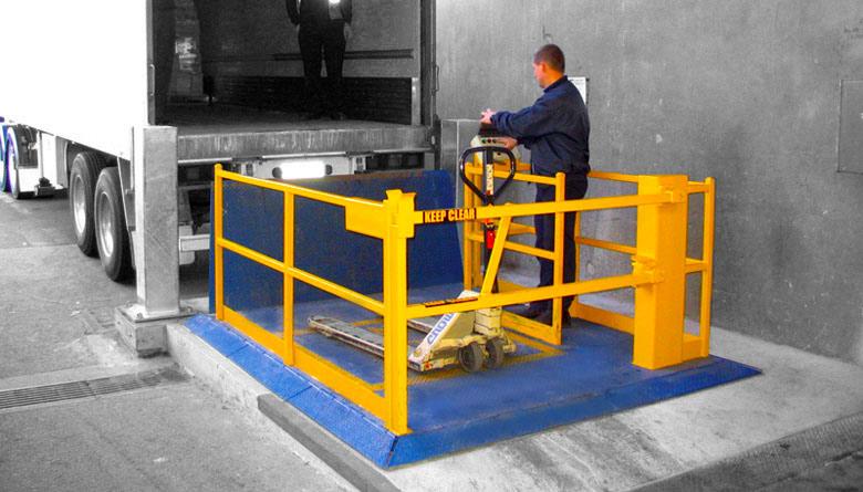 Safetech Dock Hoist