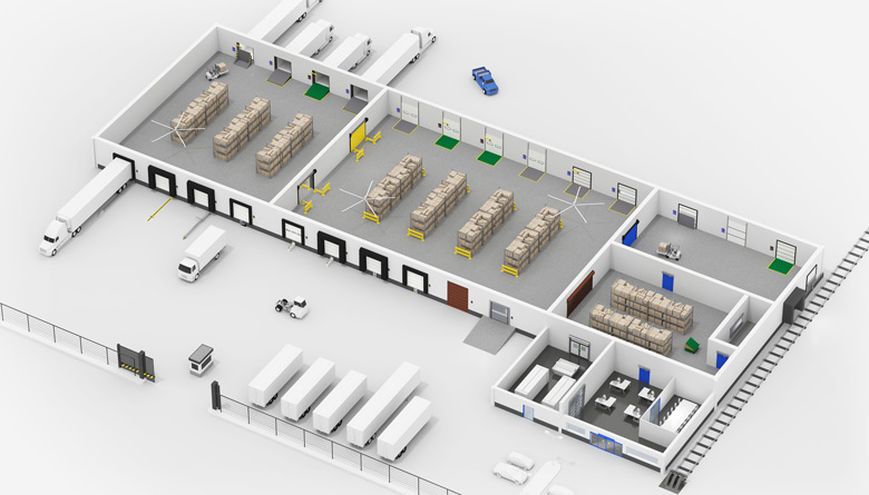 Safetech Dock Management solutions