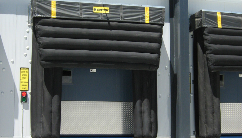 Safetech Dock Shelter Inflatable