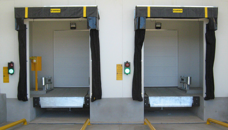 Safetech Dock Shelters and Seals