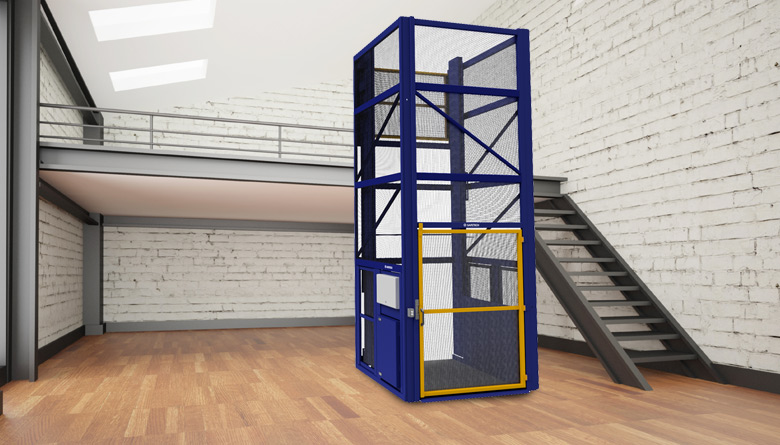Freight Hoists And Lifts Supplied By Safetech Australia