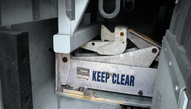 Safetech PitBull Dock Restraint
