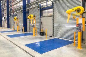Safetech Dock inside Reckitt Benckiser