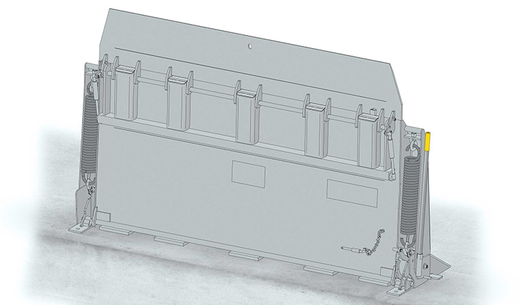 Load Hog Drawing