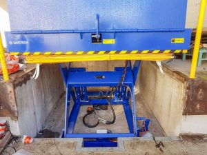 Coles Bicton Dock Hoist upgraded