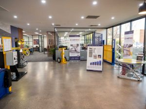 New showroom of Safetech in VIC