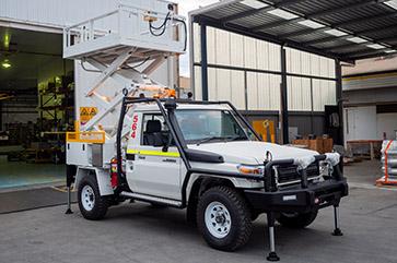 EWP Landcruiser Project Moe FI