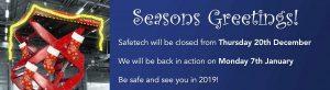 Seasons Greetings 2018 closure web