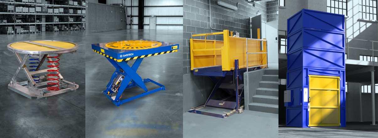 Safetech Materials & Pallet Handling