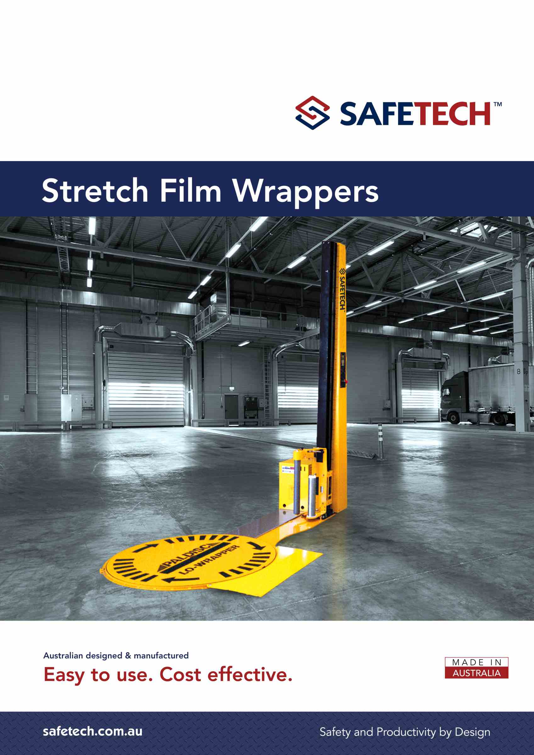 Safetech FilmWrappers A4