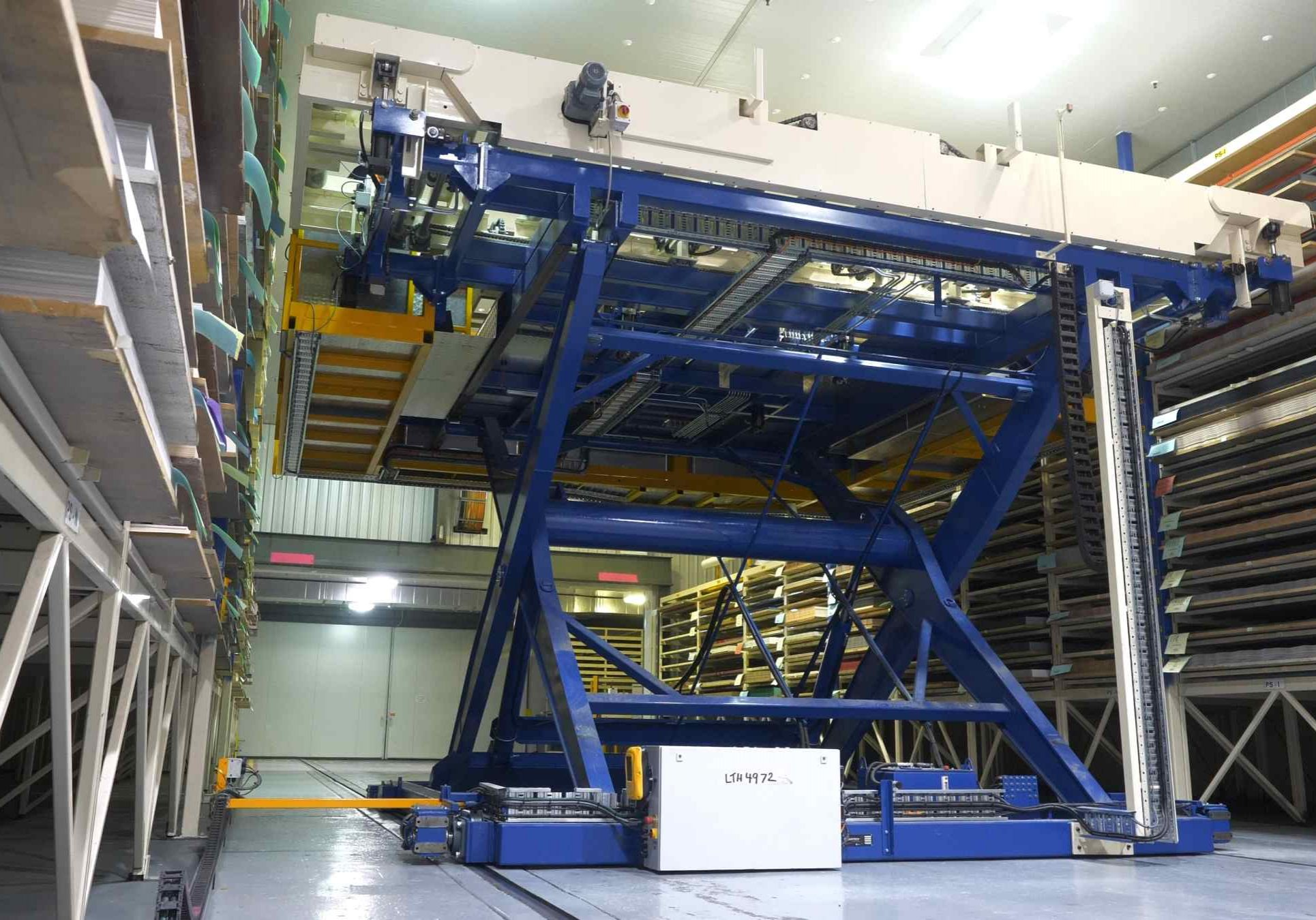 Heavy Capacity Work Platform