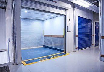Freight Hoist Storage King